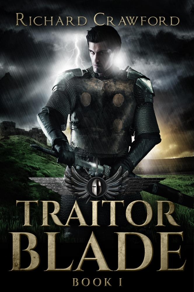 2016-601 eBook Richard Crawford, Traitor Blade, Book 01